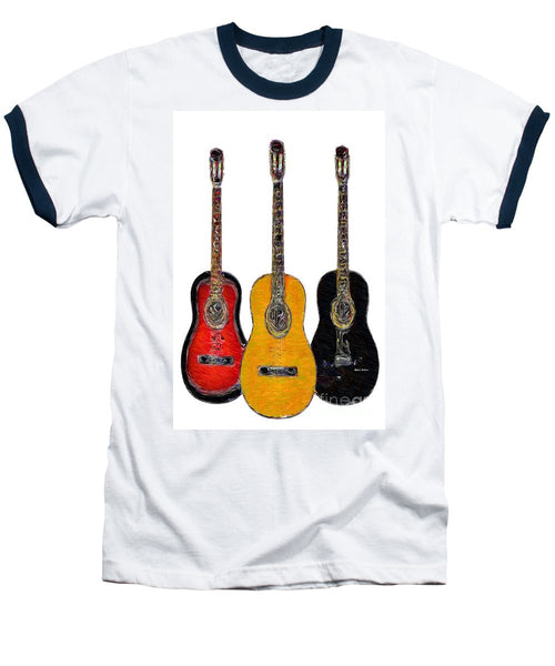 Baseball T-Shirt - Guitar Trio
