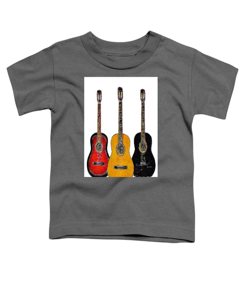 Toddler T-Shirt - Guitar Trio