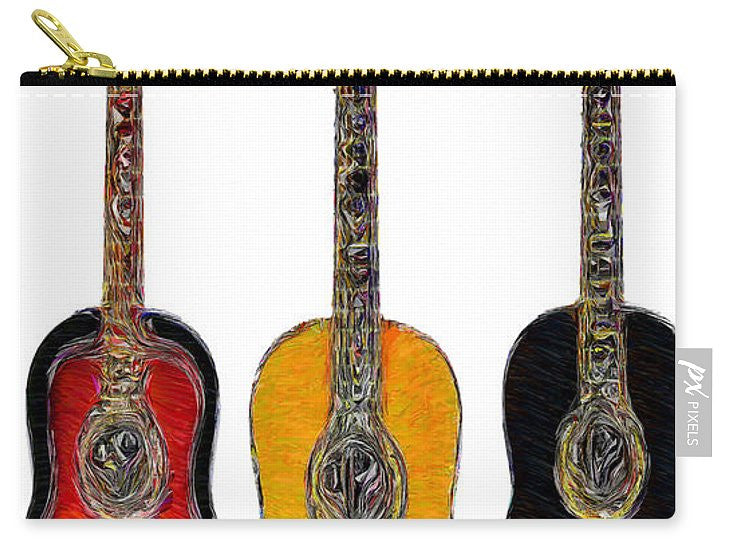 Carry-All Pouch - Guitar Trio