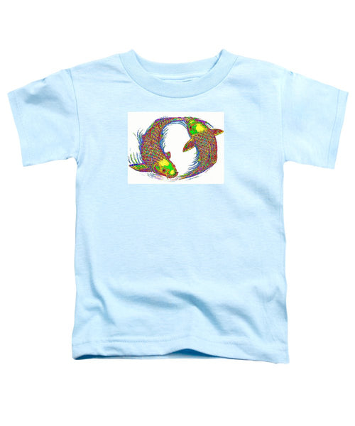 Toddler T-Shirt - Happy Home. Pet Series