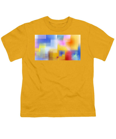 Youth T-Shirt - Happy Pattern
