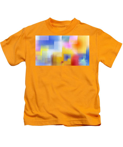 Kids T-Shirt - Happy Pattern