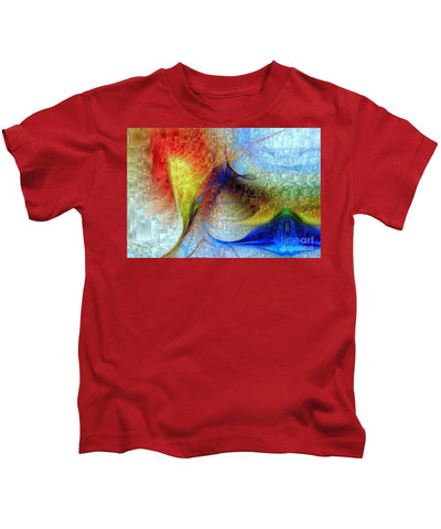 Hawaii - Island Of Fire - Kids T-Shirt
