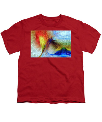 Hawaii - Island Of Fire - Youth T-Shirt