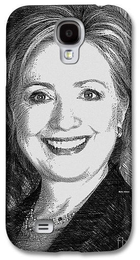 Phone Case - Hillary Clinton
