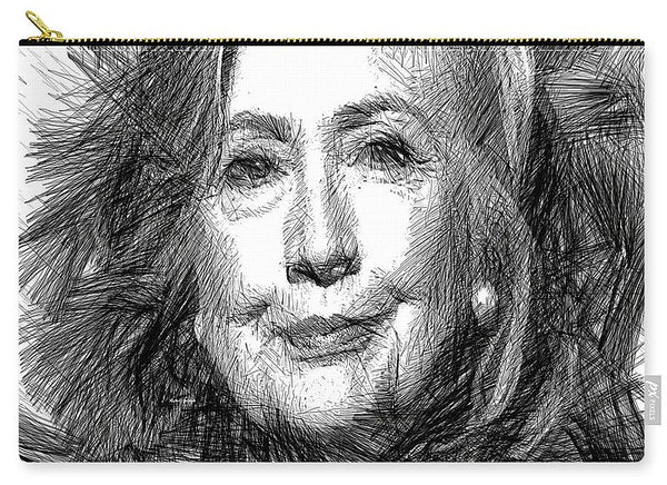 Carry-All Pouch - Hillary Rodham Clinton