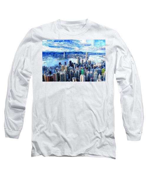 Long Sleeve T-Shirt - Hong Kong, China