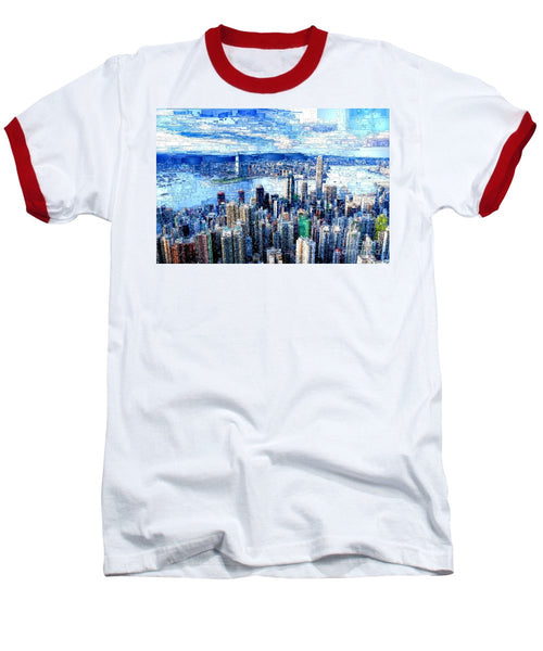 Baseball T-Shirt - Hong Kong, China