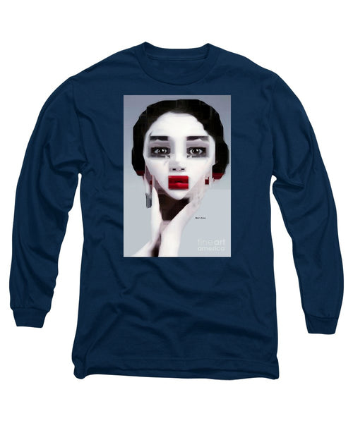 Long Sleeve T-Shirt - How Much