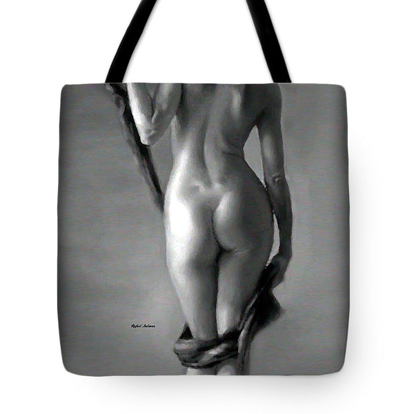 Tote Bag - I Feel Beautiful Today