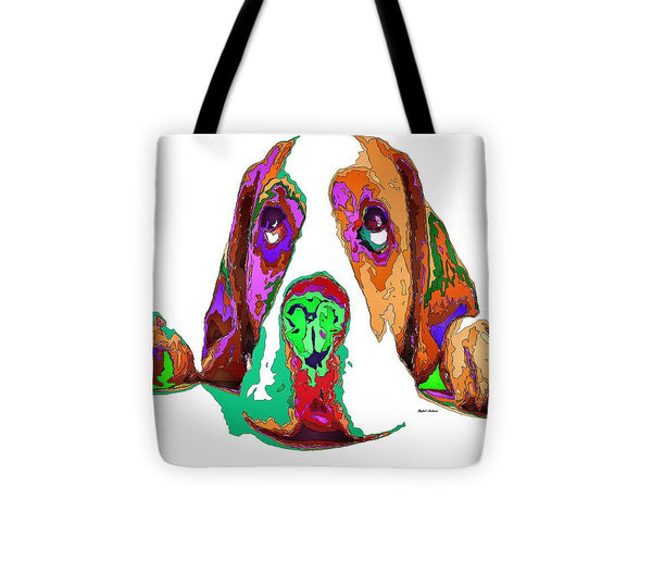 Tote Bag - I Have Been Good, I Promise. Pet Series