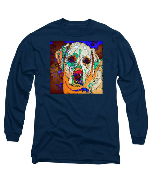 Long Sleeve T-Shirt - I Love You. Pet Series