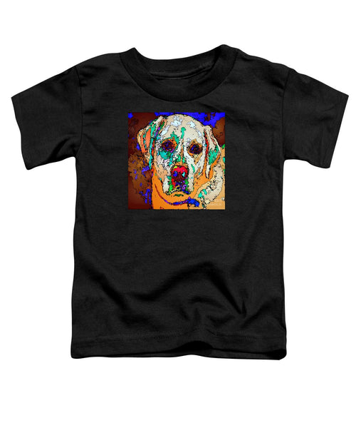 Toddler T-Shirt - I Love You. Pet Series