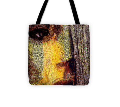 I See Everything  - Tote Bag
