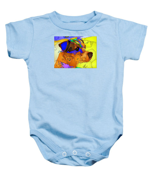 Baby Onesie - I'm Good. Pet Series