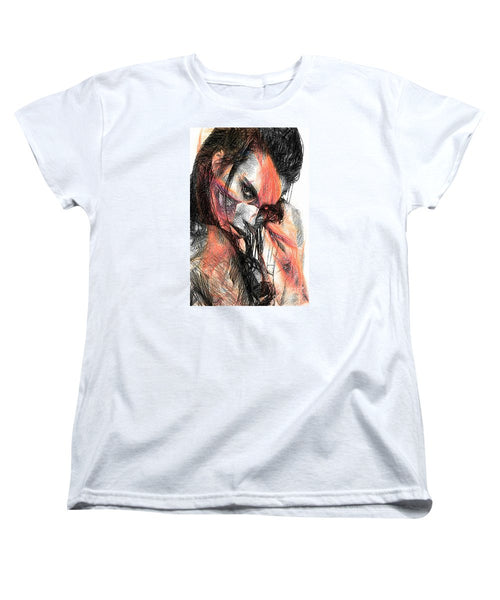 Women's T-Shirt (Standard Cut) - Is It Me You Are Looking For