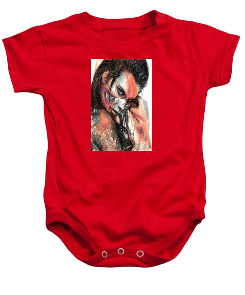 Baby Onesie - Is It Me You Are Looking For