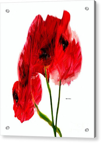 Acrylic Print - Just For You
