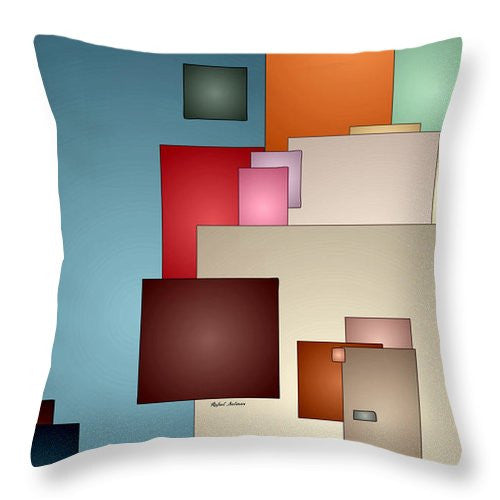 Throw Pillow - Kaleidoscope