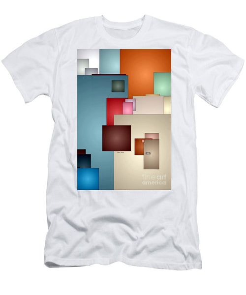 Men's T-Shirt (Slim Fit) - Kaleidoscope