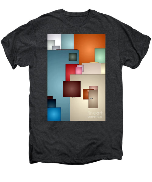 Men's Premium T-Shirt - Kaleidoscope