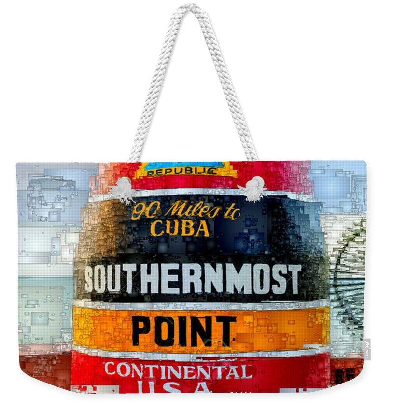 Weekender Tote Bag - Key West, Florida