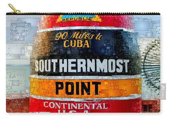Carry-All Pouch - Key West, Florida
