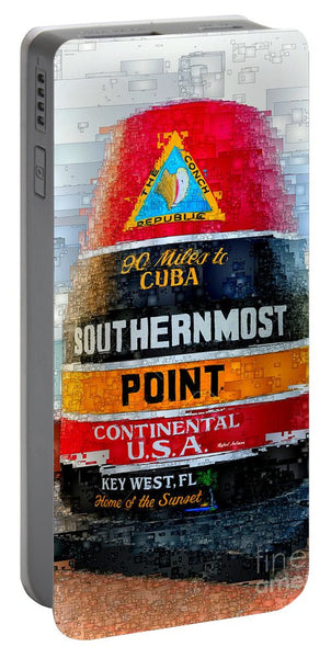 Portable Battery Charger - Key West, Florida