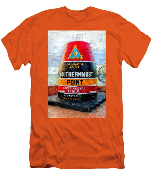 Men's T-Shirt (Slim Fit) - Key West, Florida
