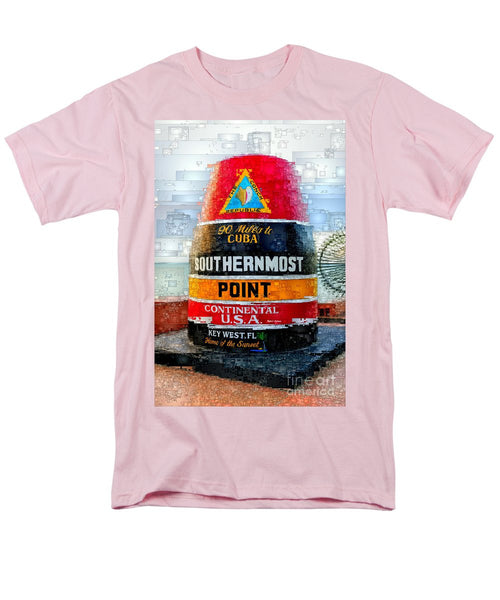 Men's T-Shirt  (Regular Fit) - Key West, Florida
