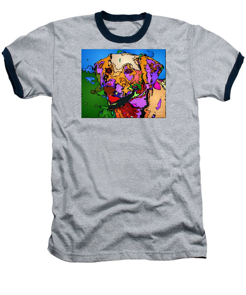 Baseball T-Shirt - Let's Play. Pet Series