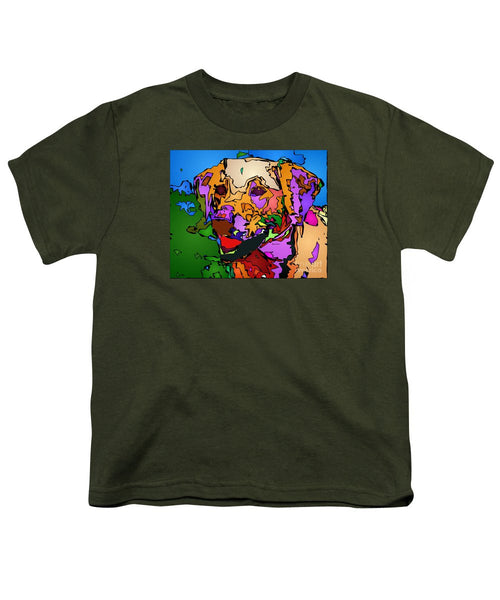 Youth T-Shirt - Let's Play. Pet Series