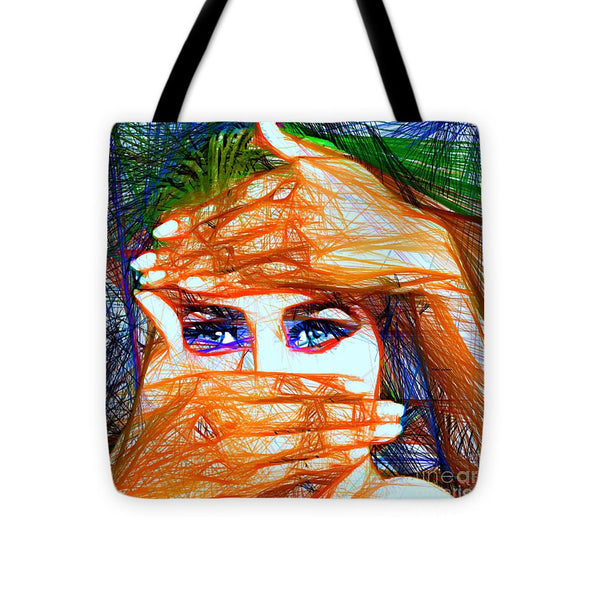 Tote Bag - Look Out Of The Box