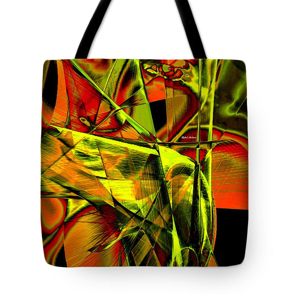 Tote Bag - Look Who Is In There