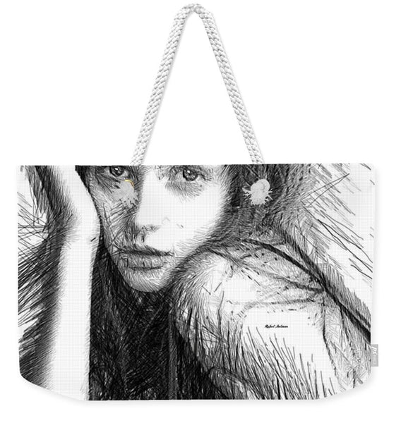Weekender Tote Bag - Love Me Tender