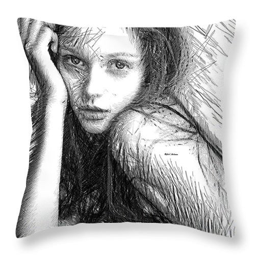 Throw Pillow - Love Me Tender