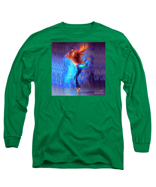Long Sleeve T-Shirt - Love To Dance