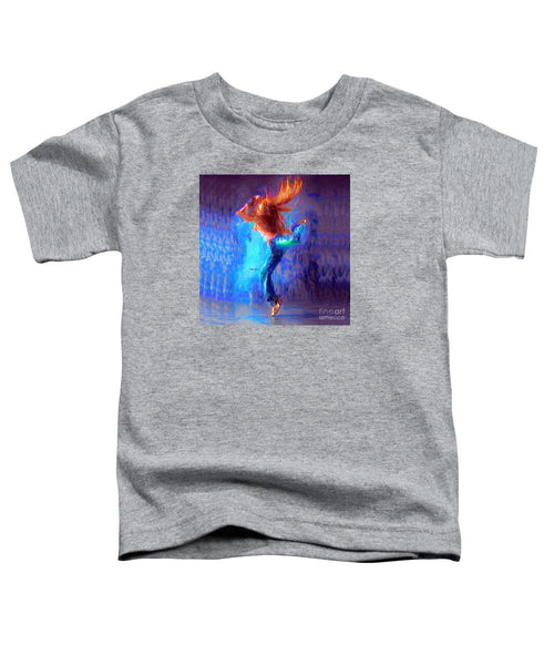 Toddler T-Shirt - Love To Dance