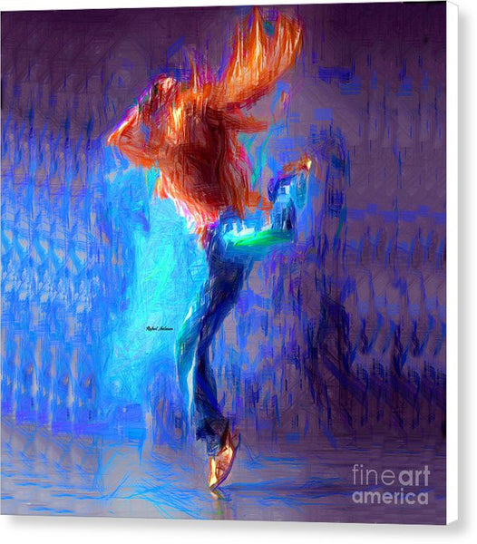 Canvas Print - Love To Dance
