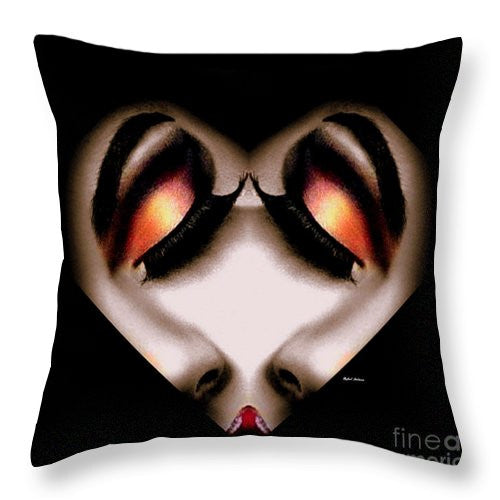Throw Pillow - Love Yourself