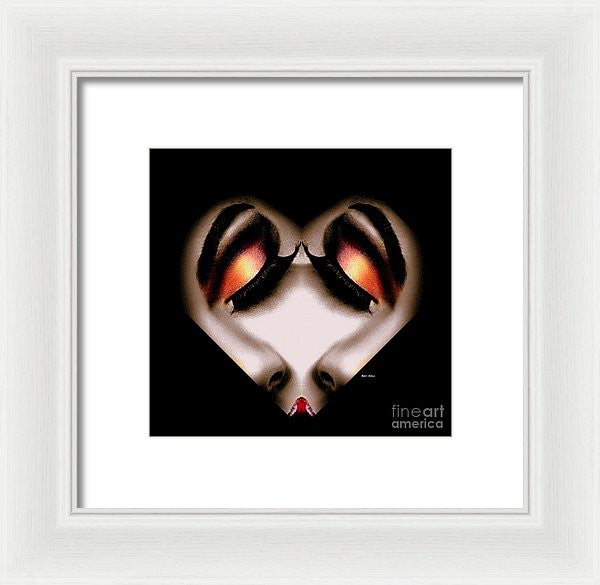 Framed Print - Love Yourself