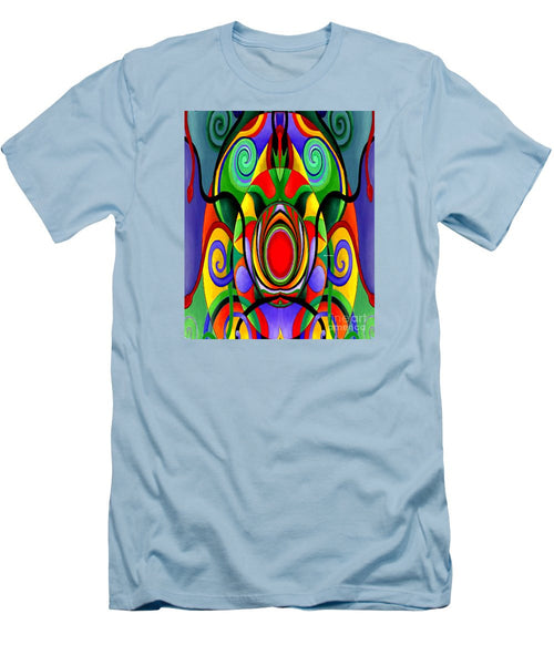 Men's T-Shirt (Slim Fit) - Mandala 9701