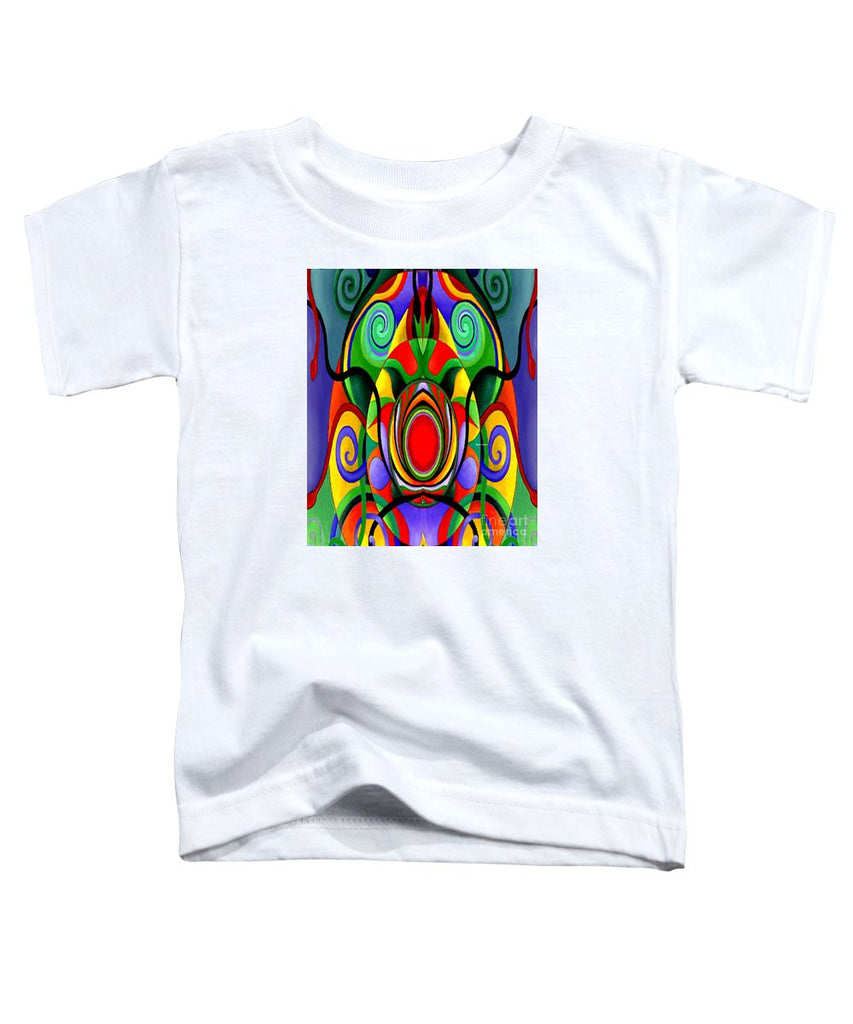 Toddler T-Shirt - Mandala 9701