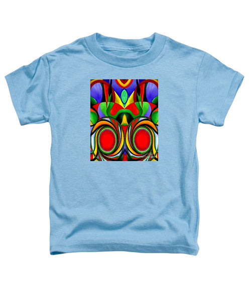 Toddler T-Shirt - Mandala 9702
