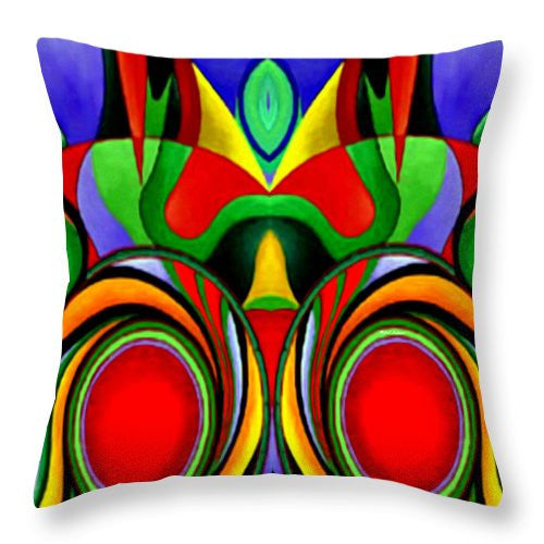 Throw Pillow - Mandala 9702