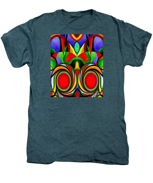 Men's Premium T-Shirt - Mandala 9702