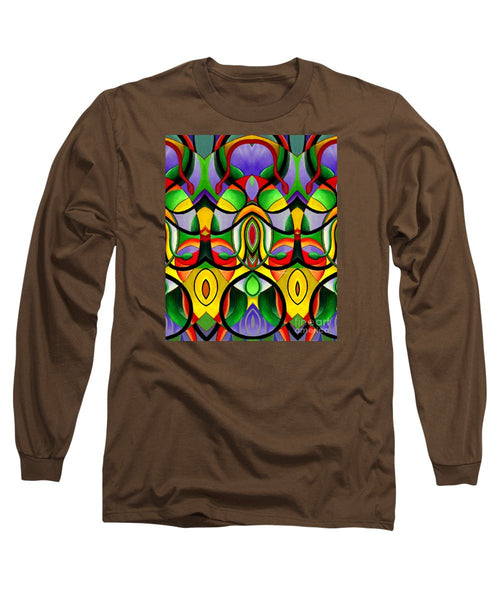 Long Sleeve T-Shirt - Mandala 9703