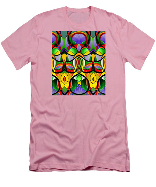 Men's T-Shirt (Slim Fit) - Mandala 9703