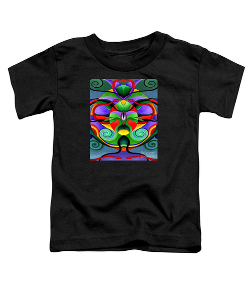 Toddler T-Shirt - Mandala 9704