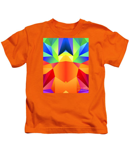 Kids T-Shirt - Mandala 9705